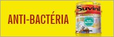 Suvinil AntiBactéria agora também na versão Fosco